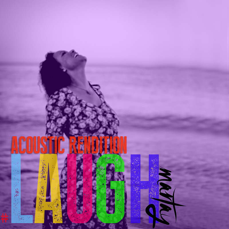 Laugh ACOUSTIC Album Cover BillsPhoto